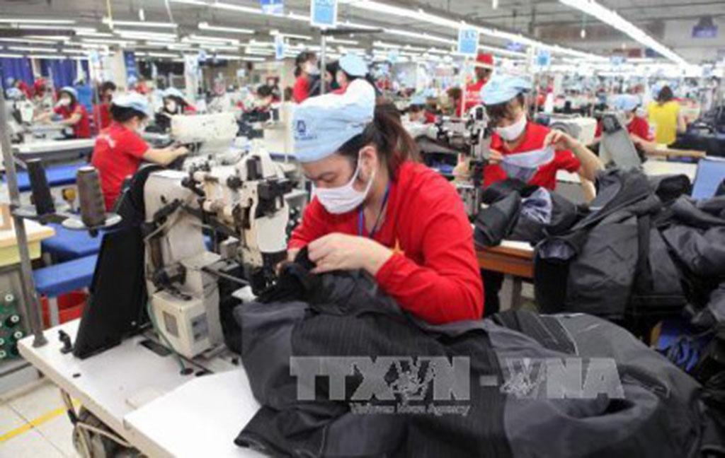 Các doanh nghiệp dệt may đã đi vào sản xuất ổn định