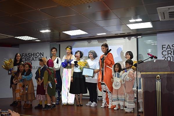 Đại diện VITAS tham dự đêm sự kiện Fashion Creation 2019 của Trường ĐH Hoa Sen