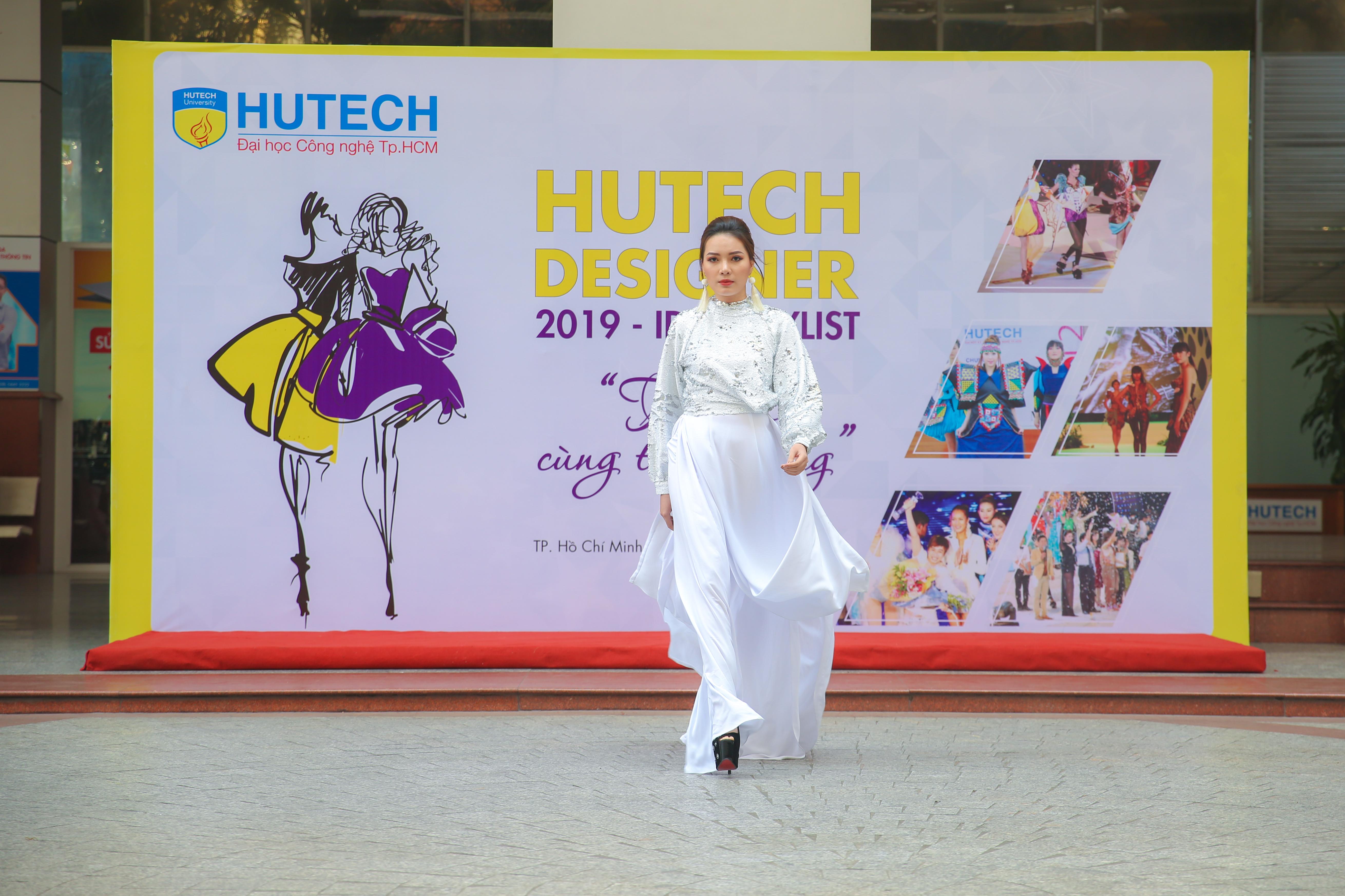 Trường ĐH Công nghệ TP.HCM phát động cuộc thi Thiết kế thời trang chuyên nghiệp - HUTECH Designer 2019