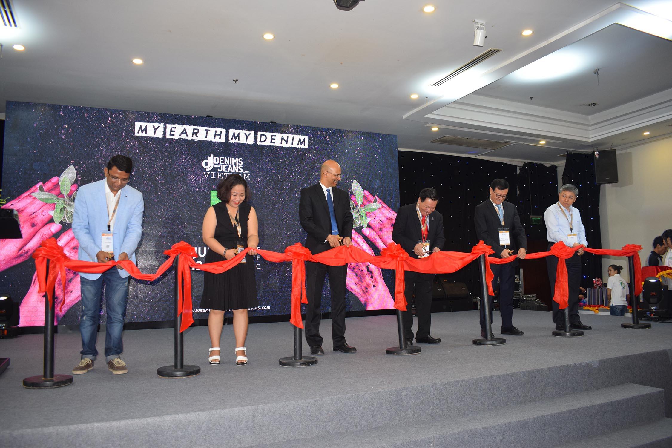 Triển lãm Quốc tế Denimsandjeans lần thứ 4 tại TP. HCM - hướng đến phát triển bền vững