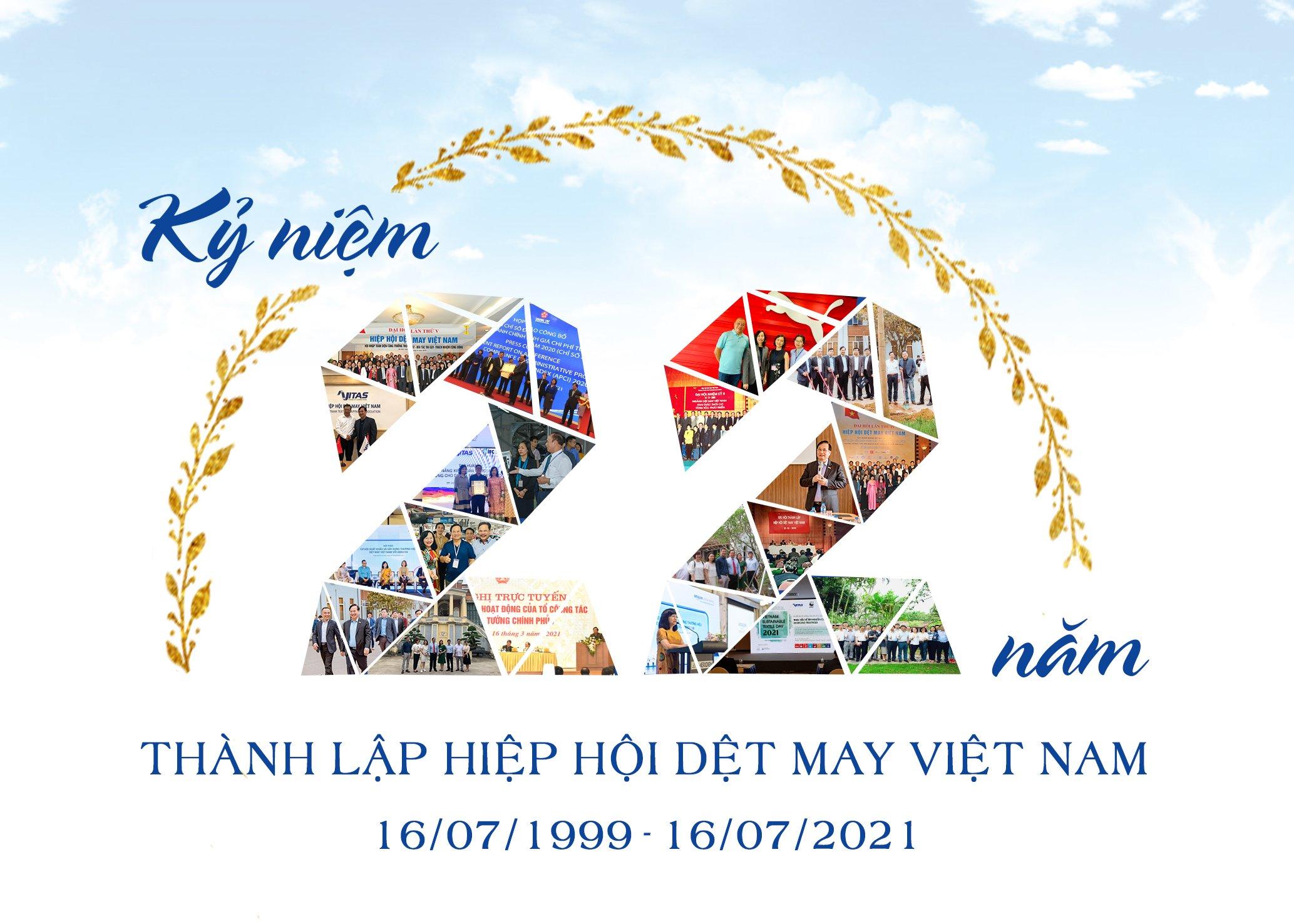 Chúc mừng VITAS tuổi 22 thành công và phát triển!