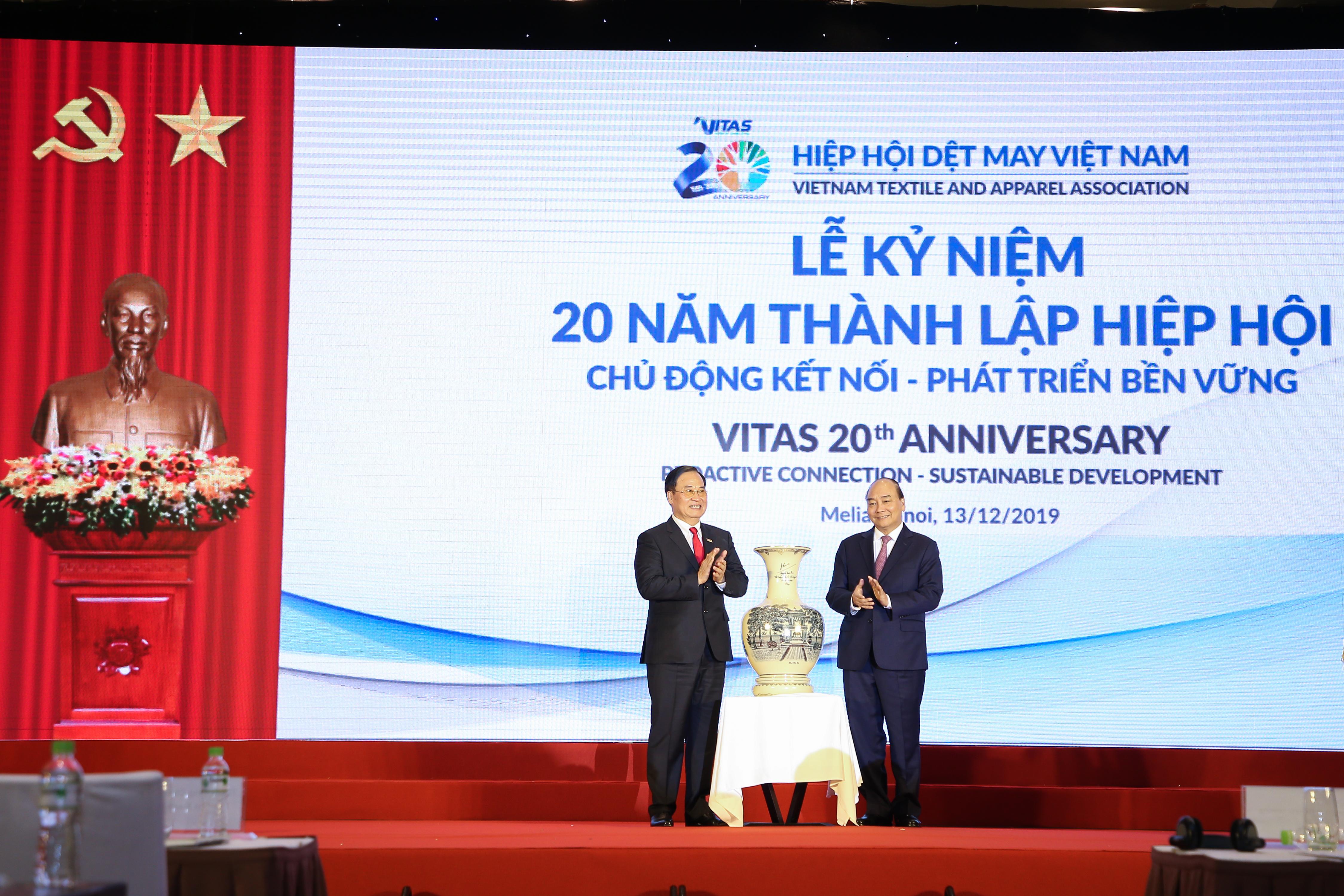 Lễ Kỷ niệm 20 năm Vitas và HNTK năm 2019