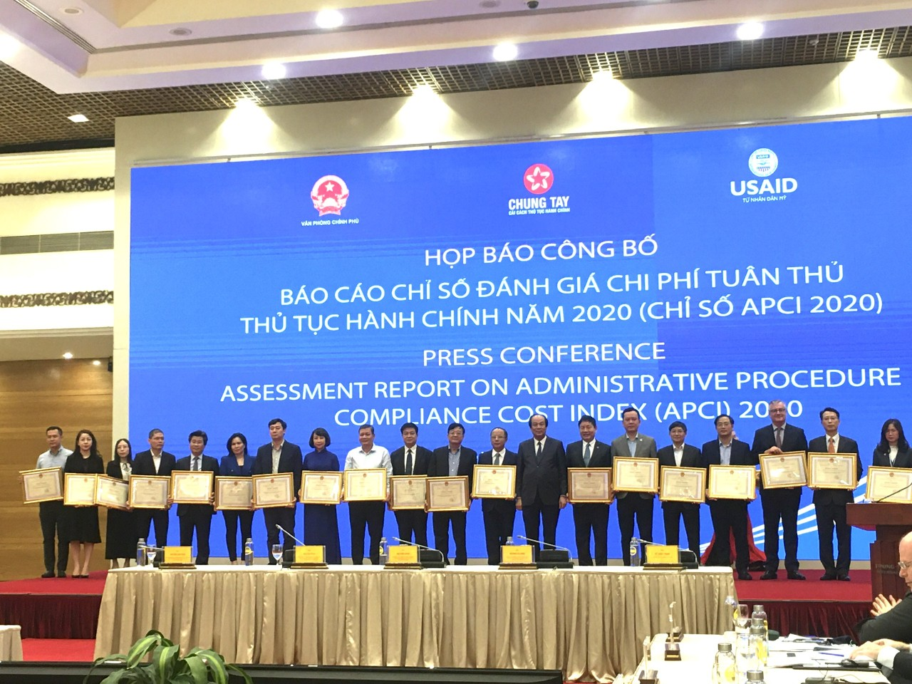 Archivement in Policies Supporting Activities of Vietnam Textile and Apparel Association