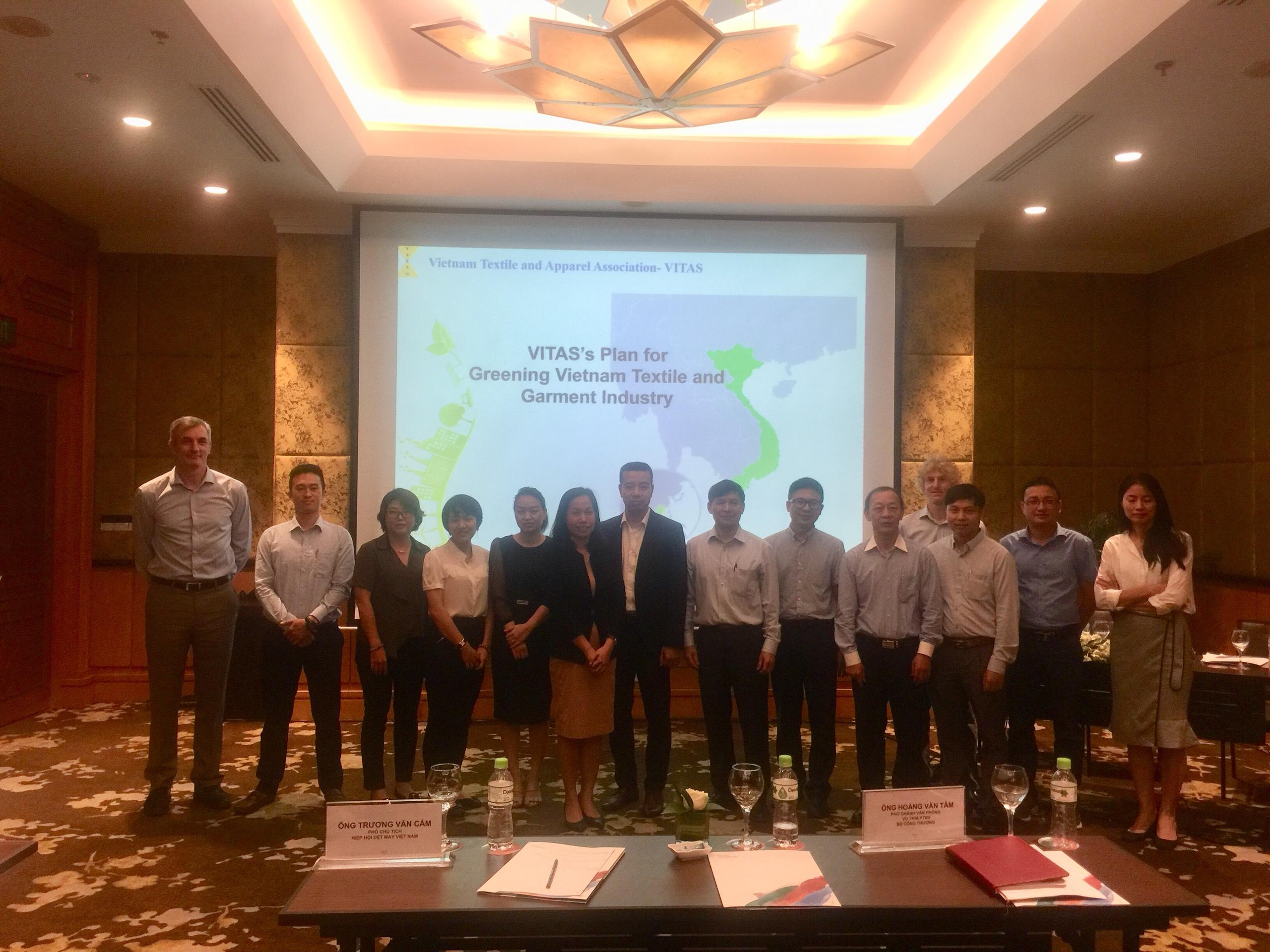 Phiên họp định kỳ Ủy ban Môi trường của VITAS 7/5/2019