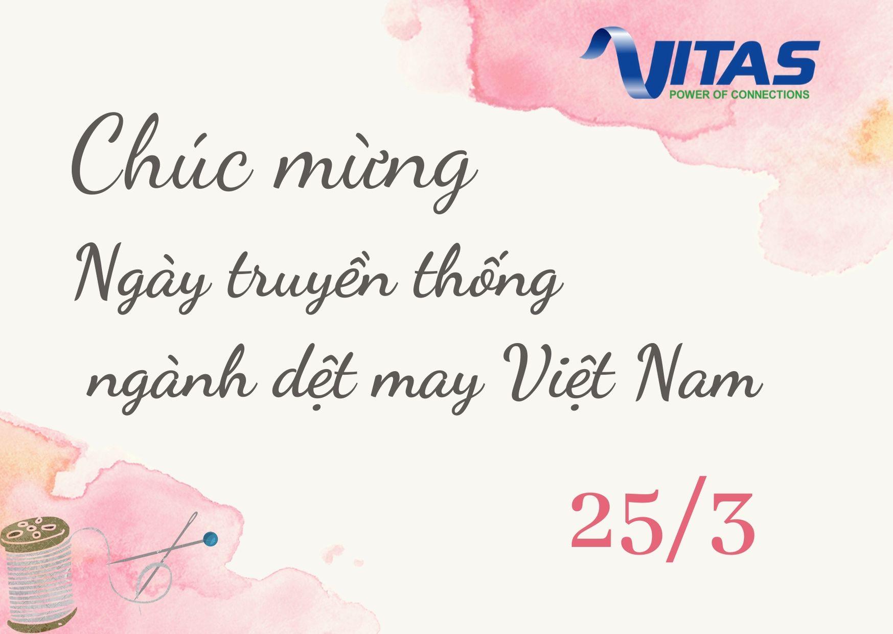 Kỷ niệm Ngày truyền thống ngành dệt may Việt Nam 25/3