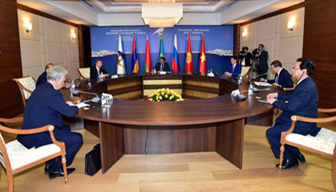 Văn bản Hiệp định Thương mại Tự do Việt Nam - Liên minh Kinh tế Á Âu (bản Tiếng Việt)
