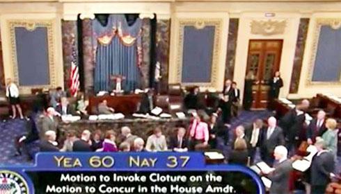 Thượng viện Mỹ thông qua cả TPA và TAA