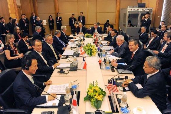 Hội nghị Bộ trưởng các nước TPP nối lại đàm phán tại Singapore
