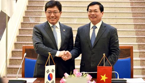 Văn bản Hiệp định Thương mại Tự do Việt Nam - Hàn Quốc (Bản Tiếng Việt)