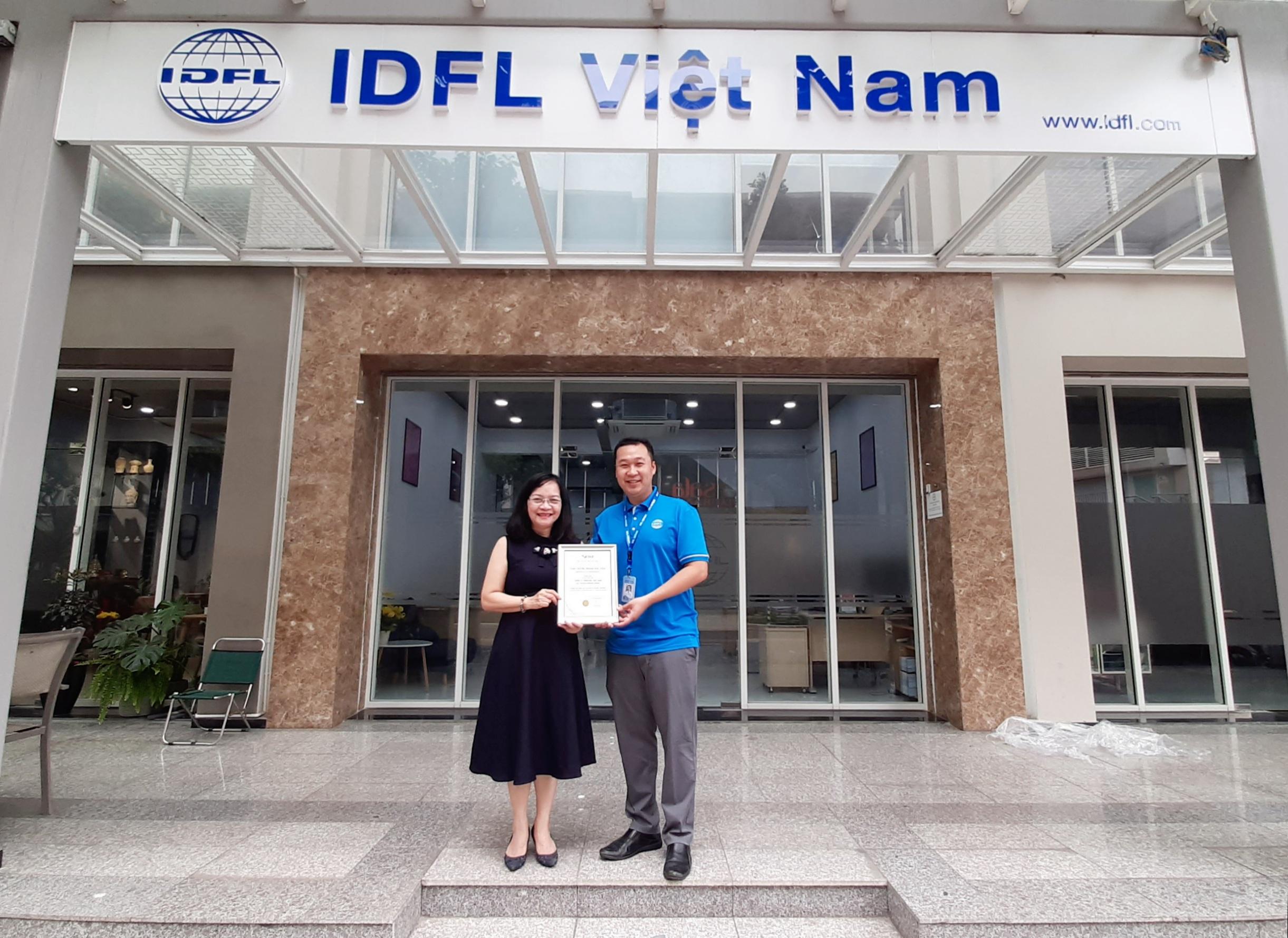 VITAS chào mừng Hội viên mới: Công ty kiểm định IDFL Việt Nam
