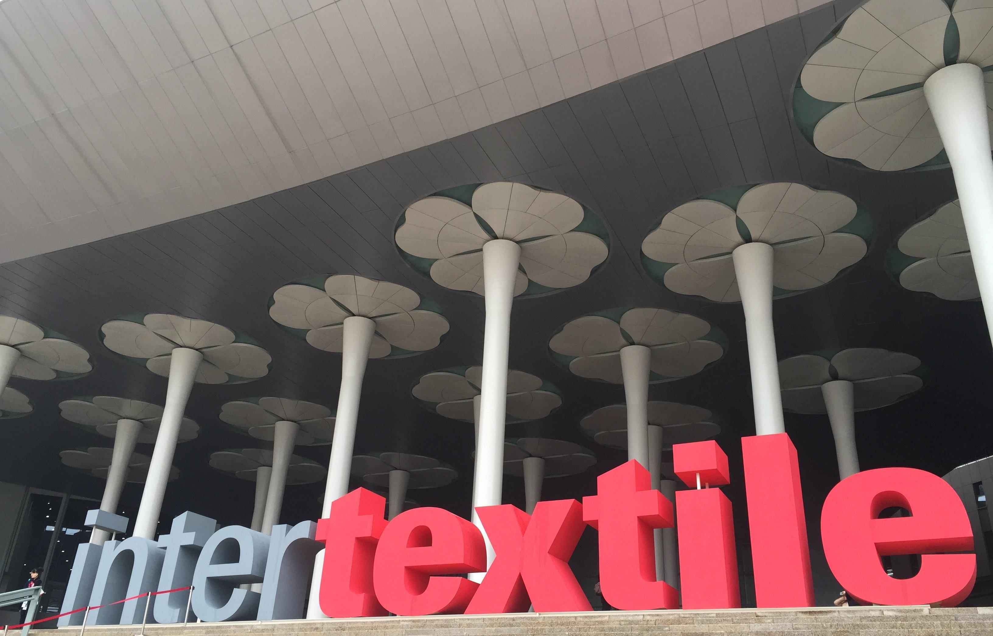 Mời dự Hội chợ Intertextile Shanghai Apparel Fabrics 2017