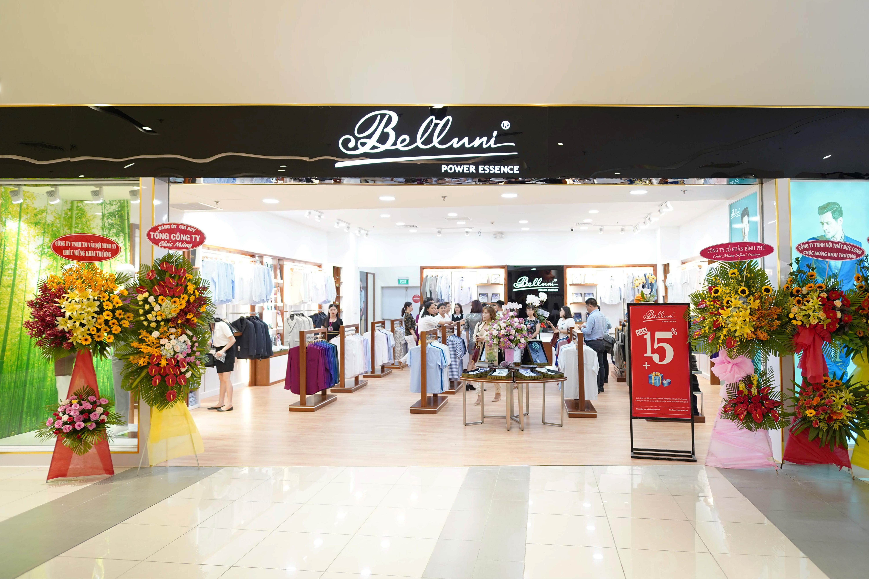 Tổng Công ty 28 khai trương thêm hai cửa hàng Belluni