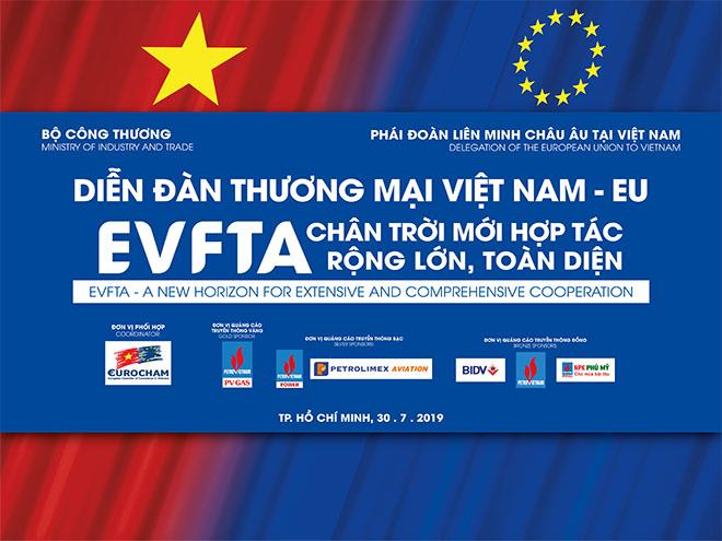 Chủ tịch VITAS tham dự Diễn đàn TM VIỆT NAM – EU