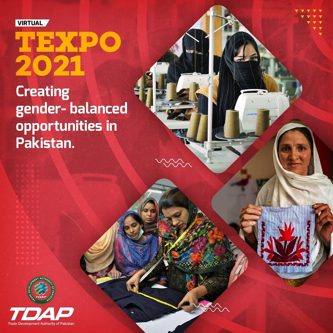 Invitation to TEXPO Pakistan 2021