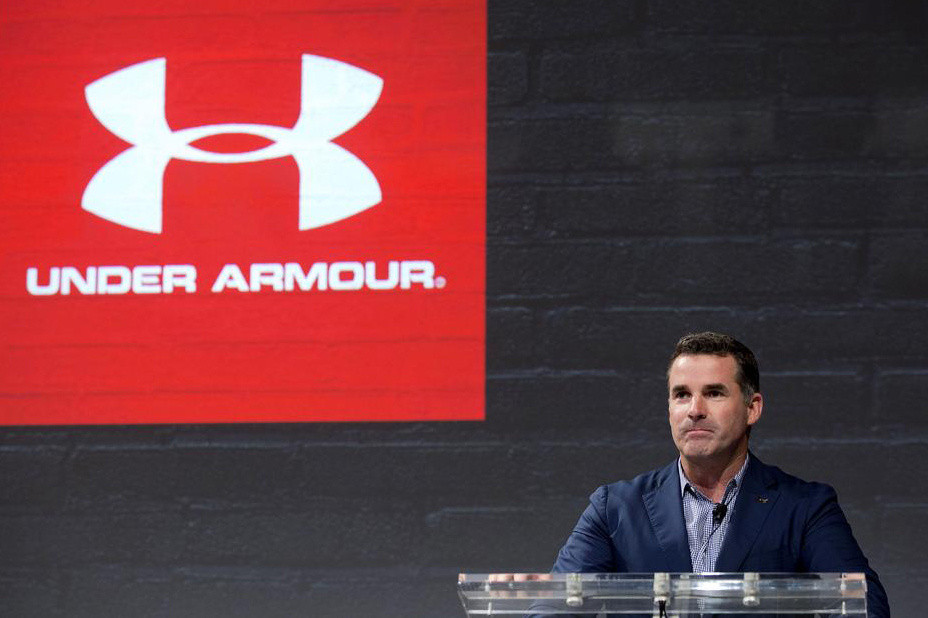 Under Armour Story