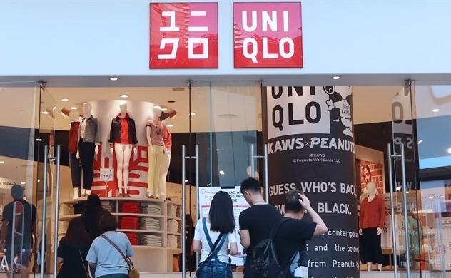 Japanese casual wear manufacturer U...