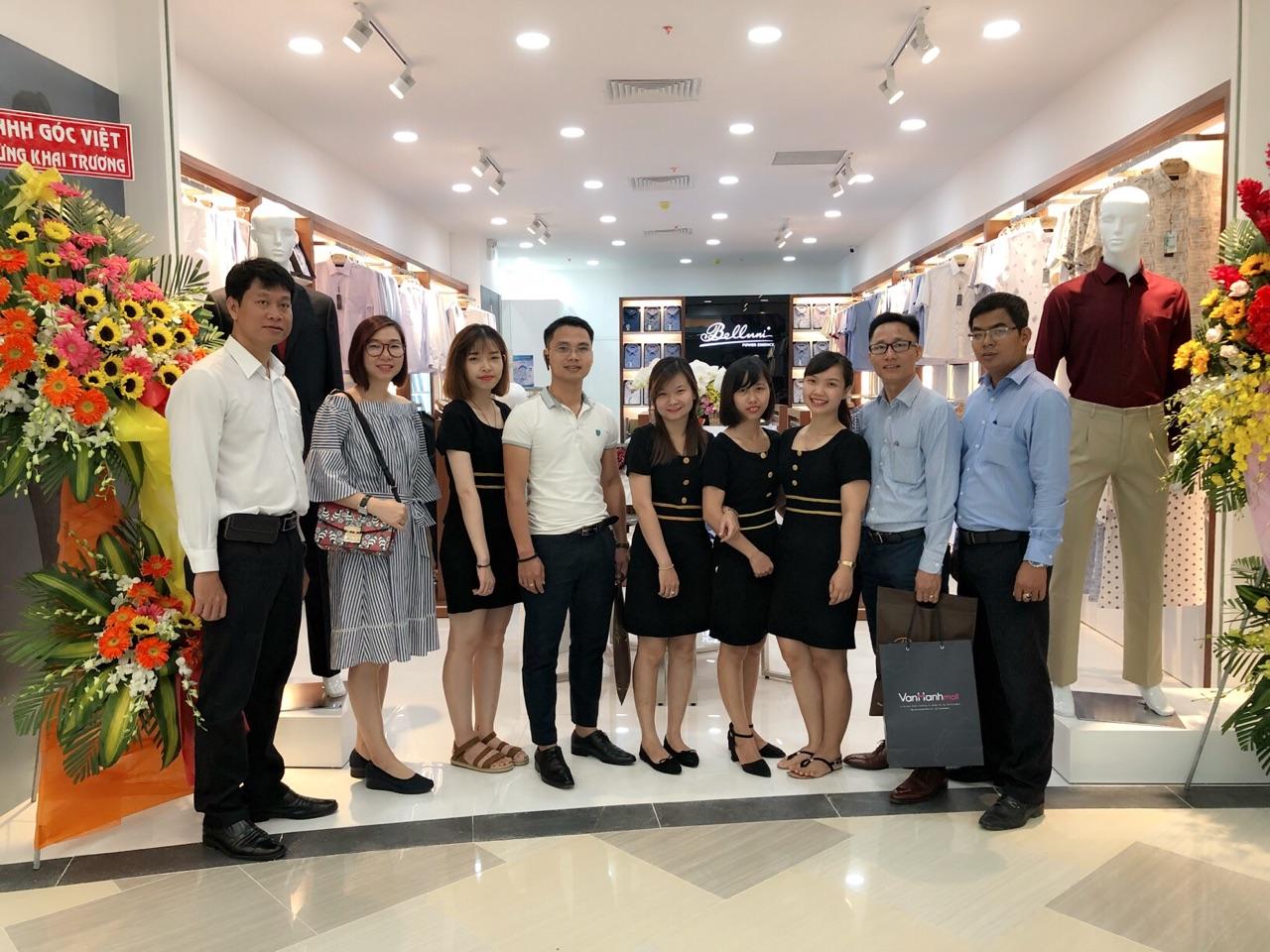 Khai trương Cửa hàng Belluni 78 tại Tp.HCM