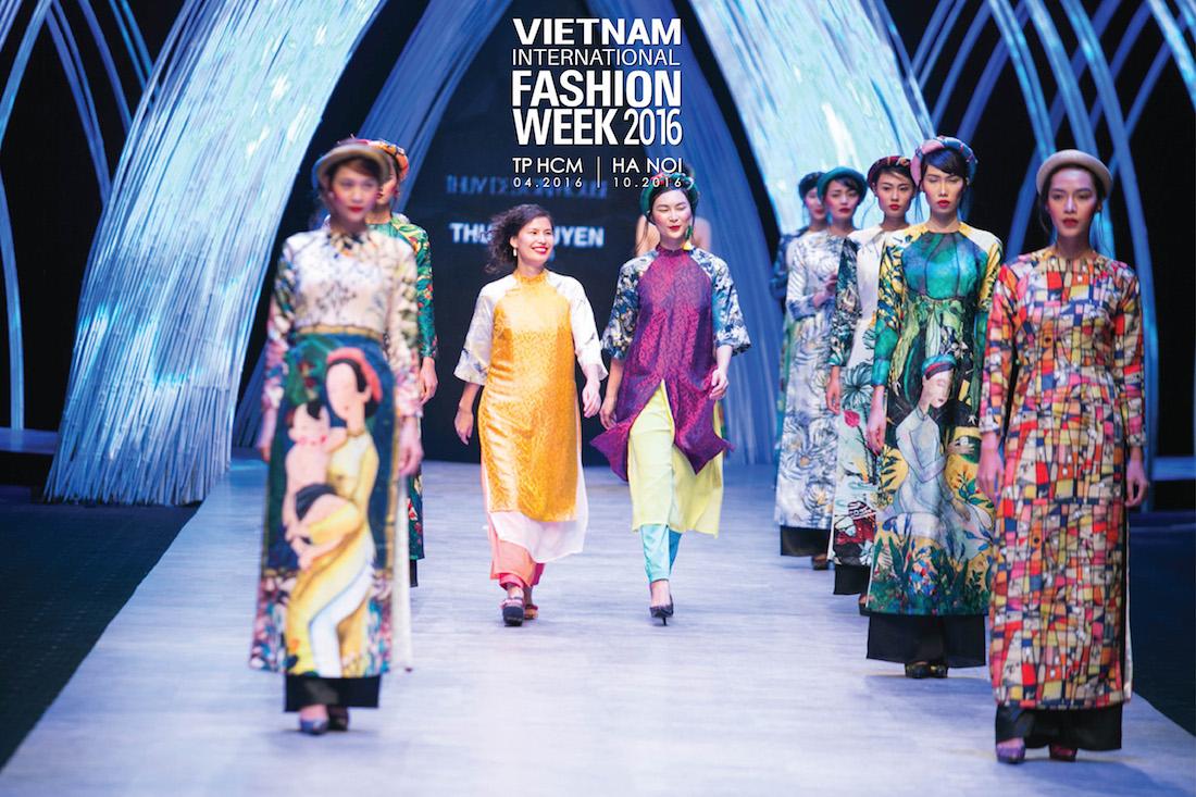 Đi tìm nền tảng cho thời trang Việt