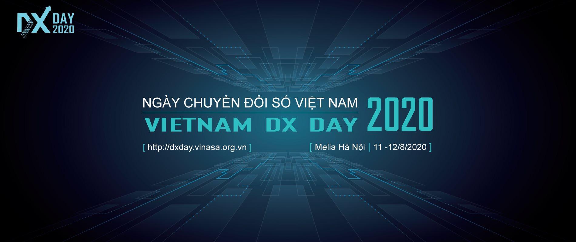 Ngày Chuyển đổi số Việt Nam - Vietnam DX Day 2020