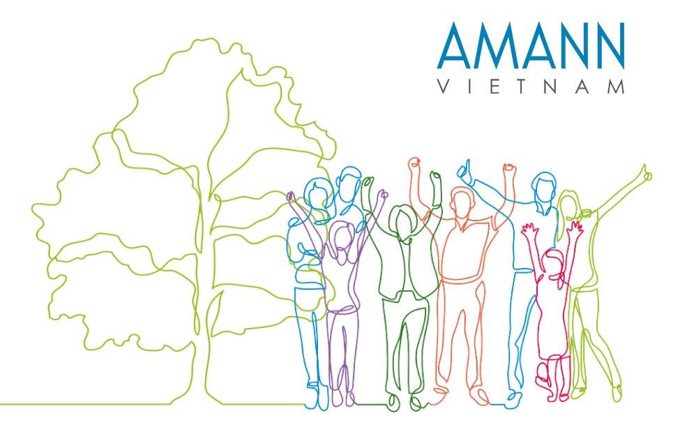 Công ty chỉ may AMANN ra mắt website phiên bản tiếng Việt