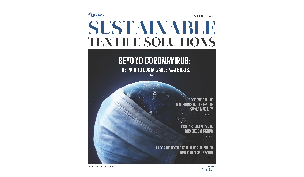 Sustainable Textile Solutions Magazine - Issue 03 - 6/2021