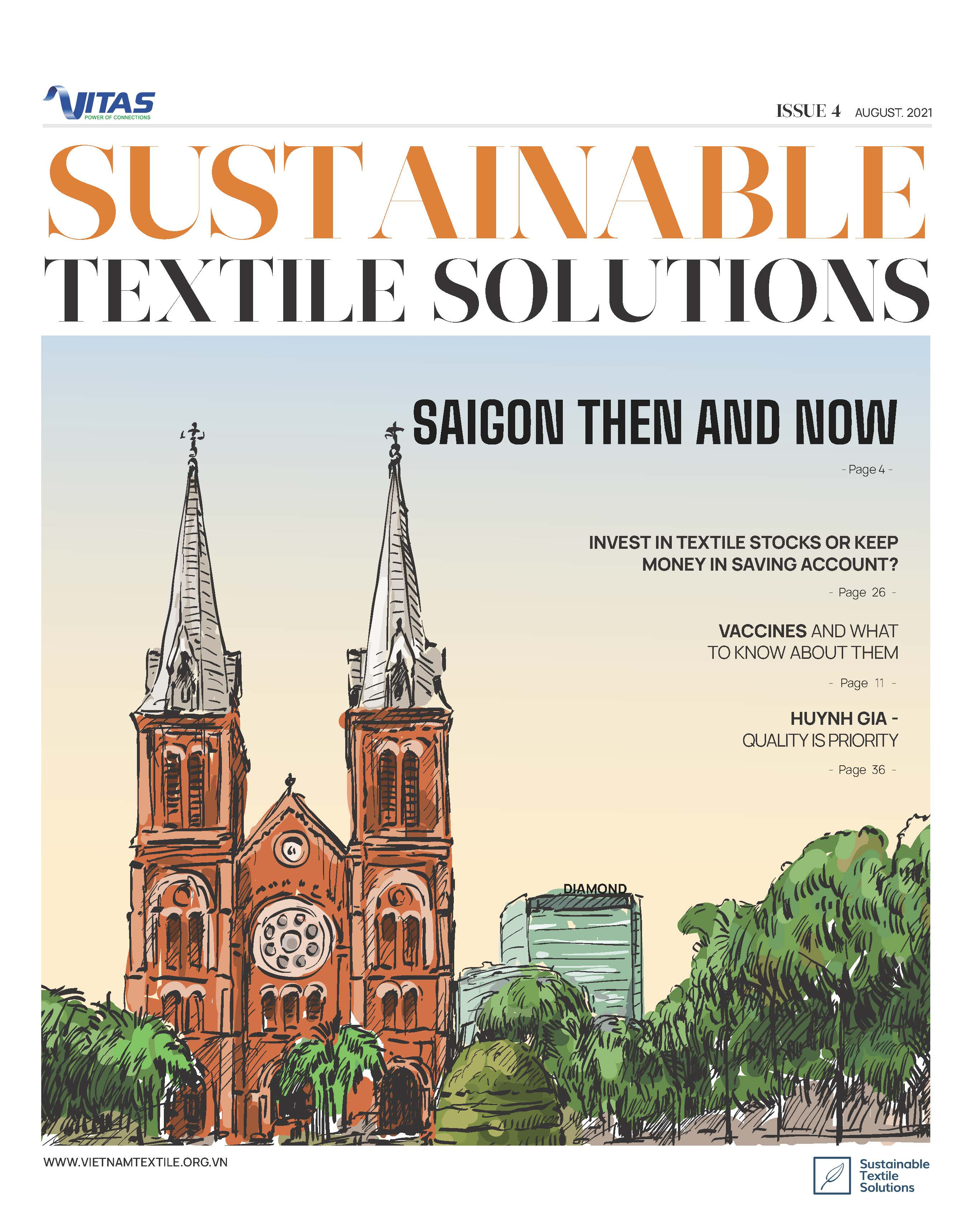 Sustainable Textile Solutions Magaz...