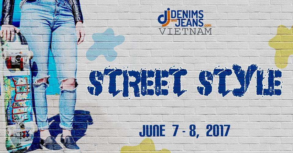 Triển lãm chuỗi cung ứng sản phẩm Denim & Jeans