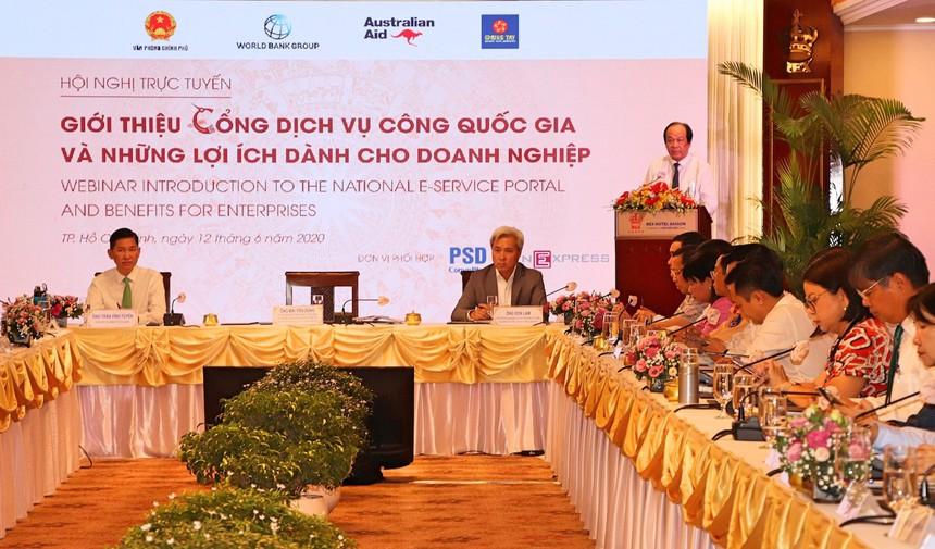 Giới thiệu Cổng Dịch vụ công quốc gia và những lợi ích dành cho doanh nghiệp