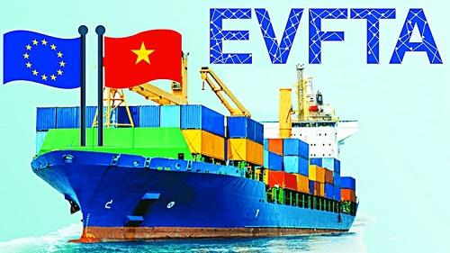 Thư mời tham dự khóa tập huấn về Quy tắc xuất xứ trong EVFTA