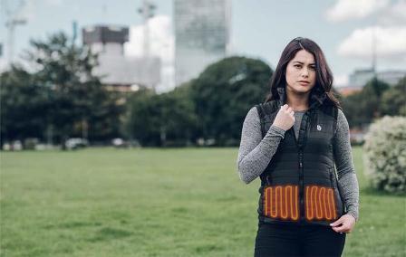 Công ty 8K giới thiệu áo mặc ngoài ...