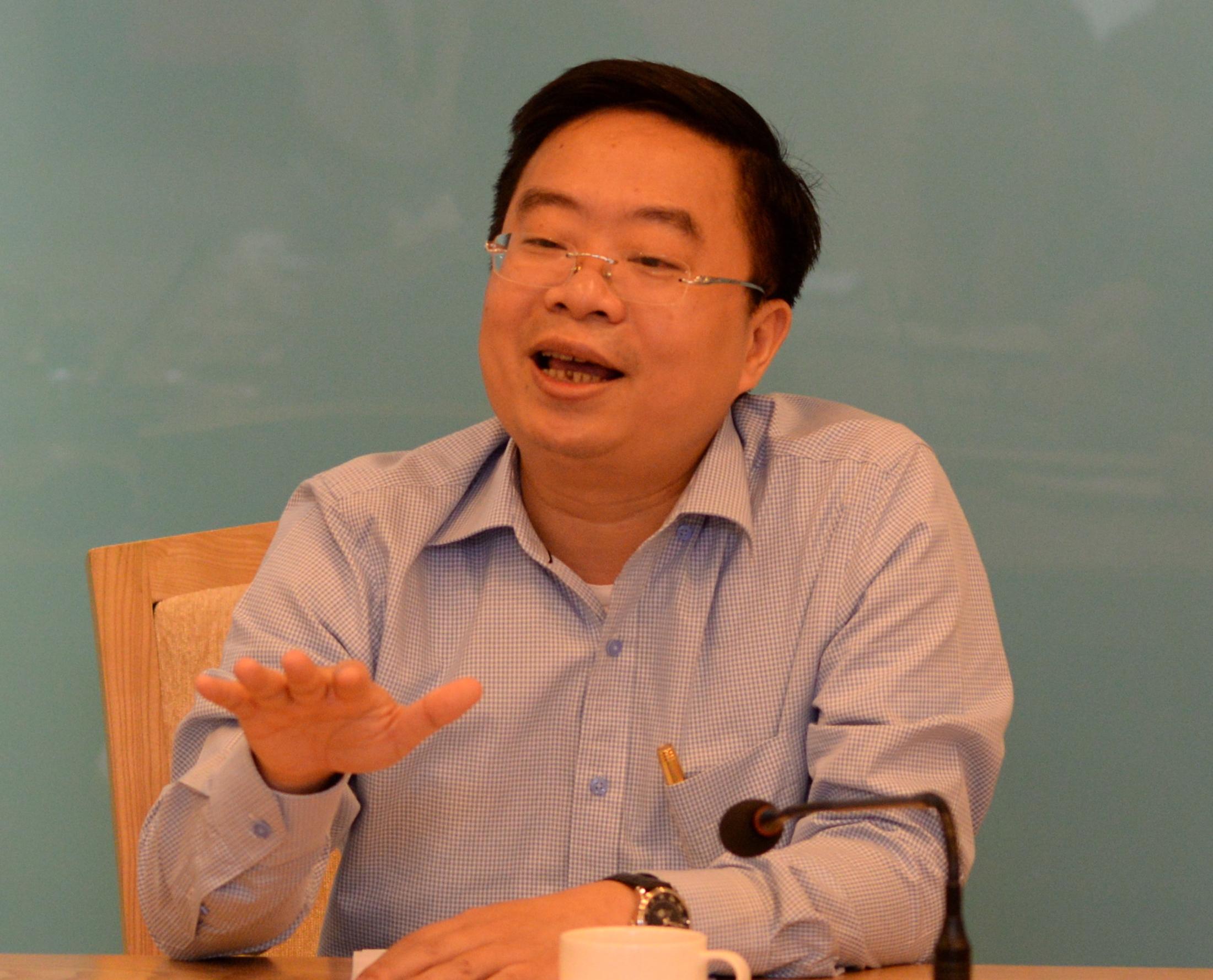 CEO Vinatex: 'Các ông lớn như Zara, HM chưa chắc thắng ở Việt Nam'