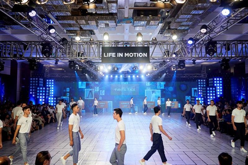 Life in motion show 2019 và hành trình thời trang xanh