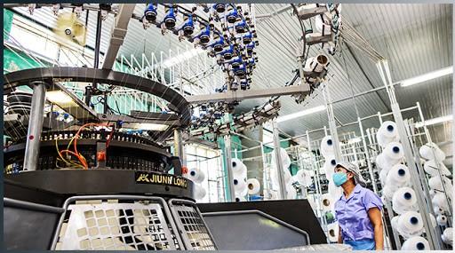 Viện Nghiên cứu Dệt may sản xuất th...