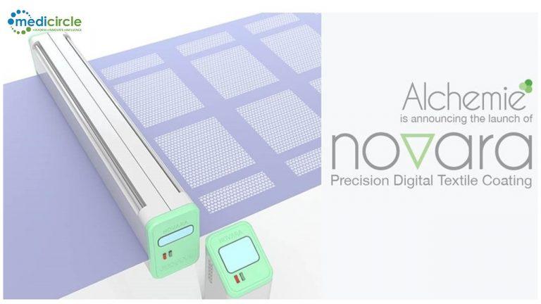 Novara, Công nghệ dệt tráng phủ mới để chống lại COVID-19