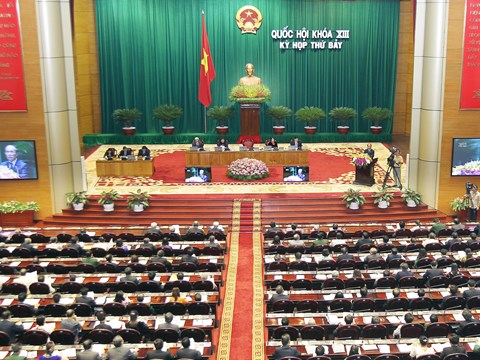 Quốc hội thảo luận Luật Doanh nghiệp sửa đổi
