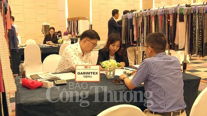 Kết nối giao thương dệt may Việt Na...