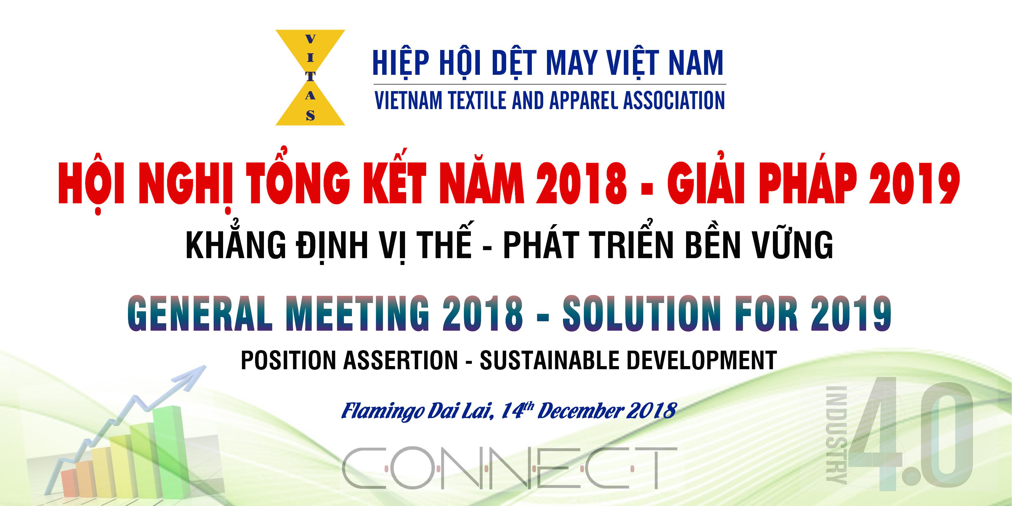 Hội nghị tổng kết VITAS 2018
