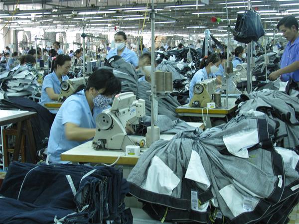 Kim ngạch xuất khẩu hàng dệt may sang Hàn Quốc sẽ đạt khoảng 3,2 tỷ USD