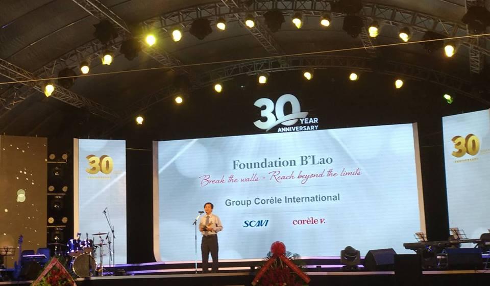 Scavi Việt Nam và Tập đoàn Corèle International kỷ niệm 30 năm thành lập