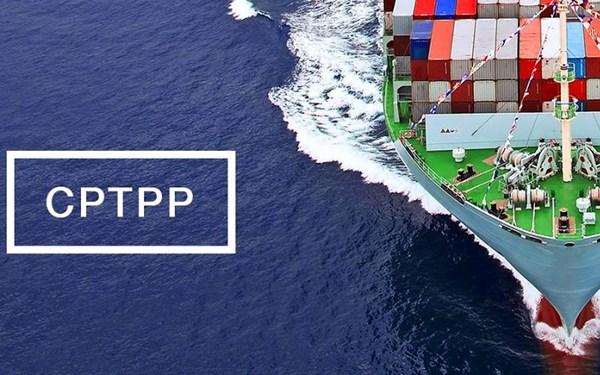 HIỆP ĐỊNH TPP - CPTPP