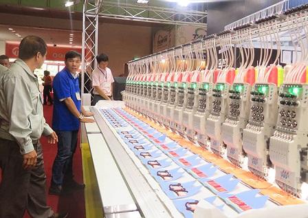 SAIGONTEX 2018: Hội tụ hơn 1.100 do...