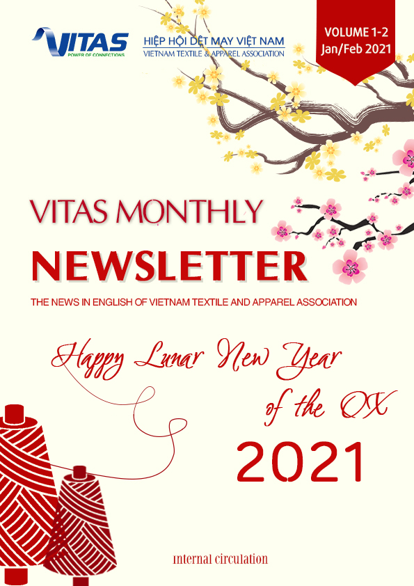 Vitas monthly Newsletter Volume 1-2...