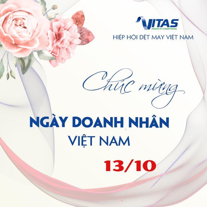 Chúc mừng Ngày Doanh nhân Việt Nam 13/10/2020