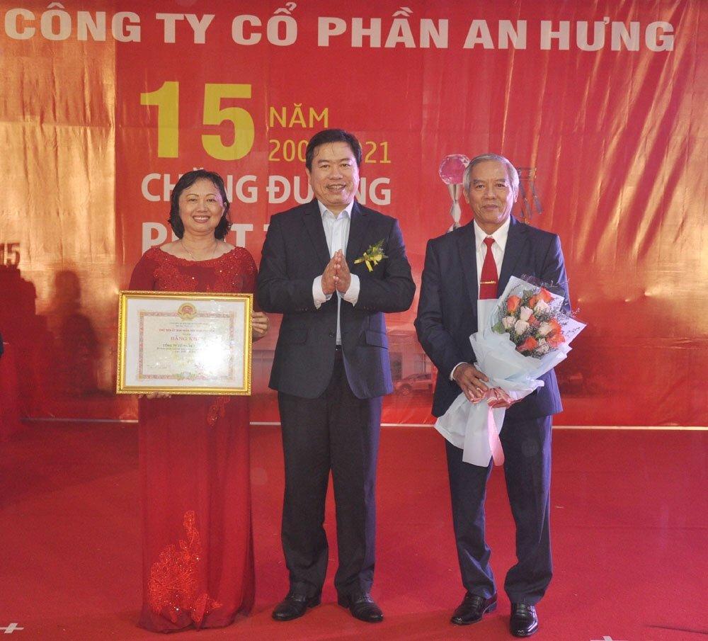 Công ty CP An Hưng: 15 năm xây dựng...