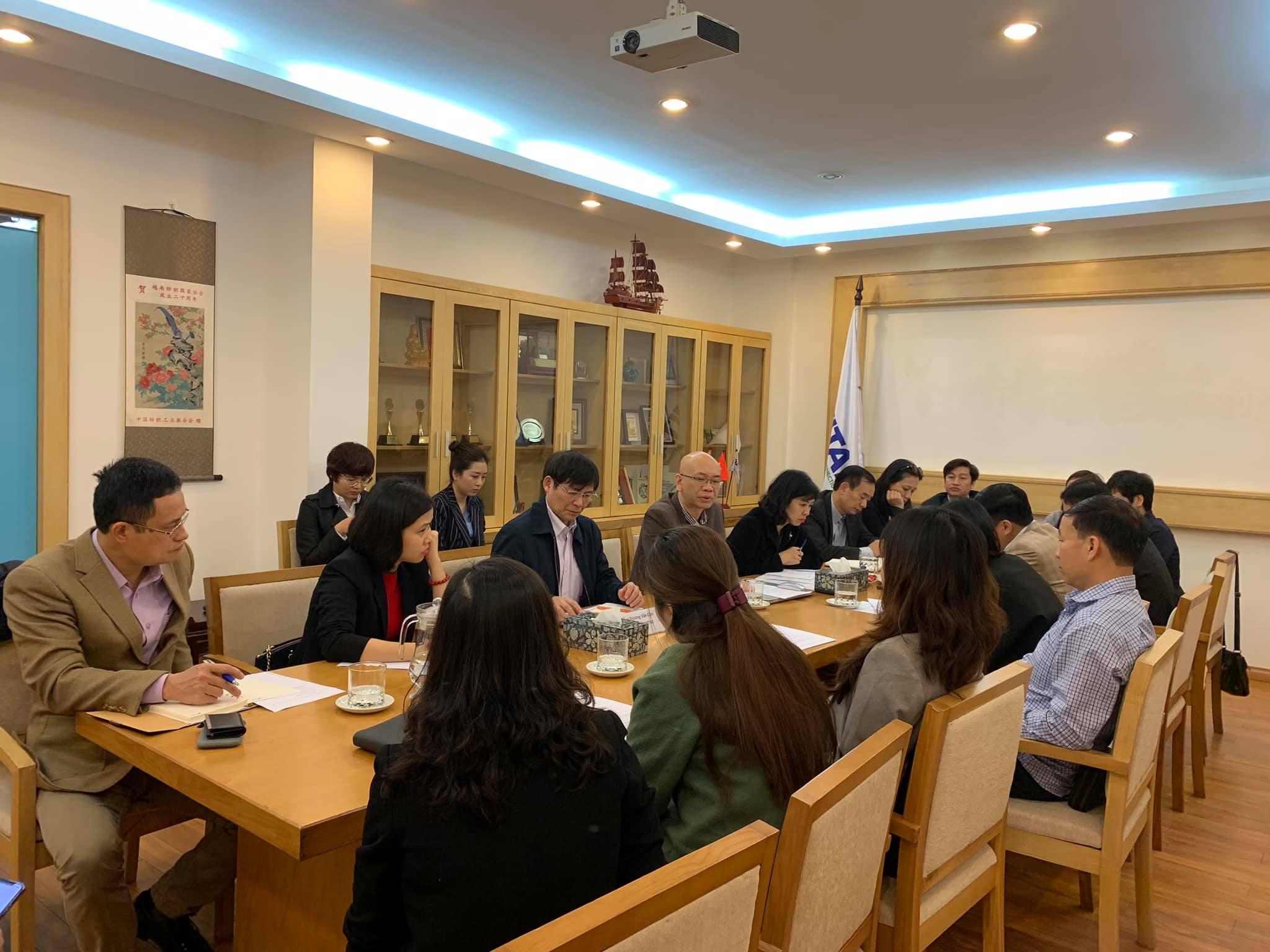 Tác động của dịch Covid-19 đến ngành dệt may Việt Nam