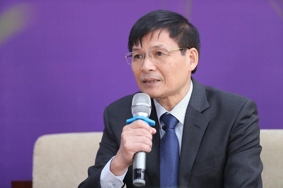 Bài phỏng vấn ông Trương Văn Cẩm - Phó Chủ tịch thường trực Hiệp hội Dệt May Việt Nam của báo Diễn đàn Doanh nghiệp về vấn đề cắt giảm chi chí để