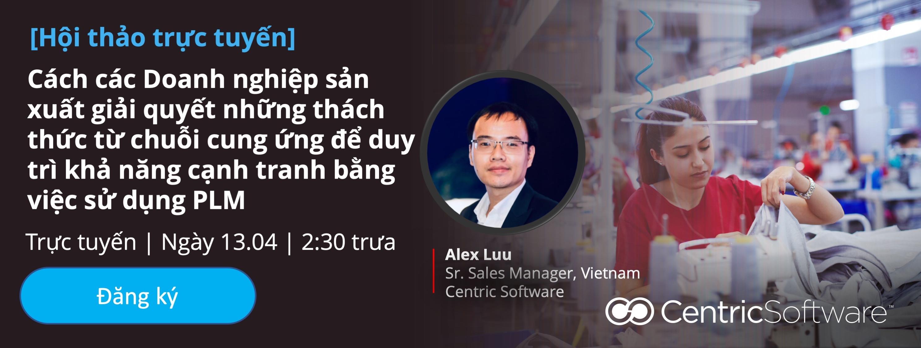 [Digital Talk] Cách các Doanh nghiệp sản xuất giải quyết những thách thức từ chuỗi cung ứng để duy trì khả năng cạnh tranh bằng việc sử dụng PLM