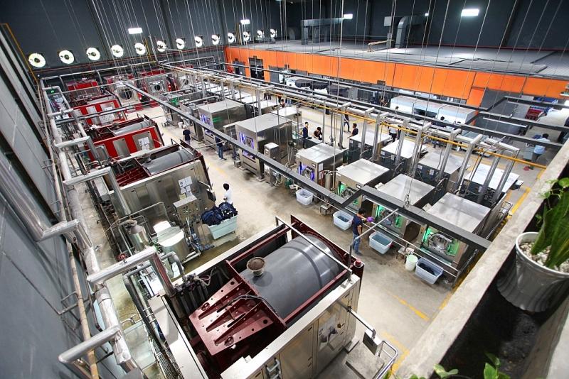 IFC hỗ trợ các doanh nghiệp dệt may Việt Nam sử dụng tài nguyên tiết kiệm và hiệu quả
