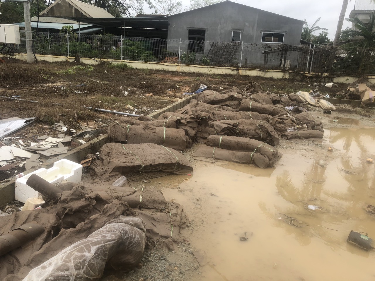 Updated support to flood-affected b...