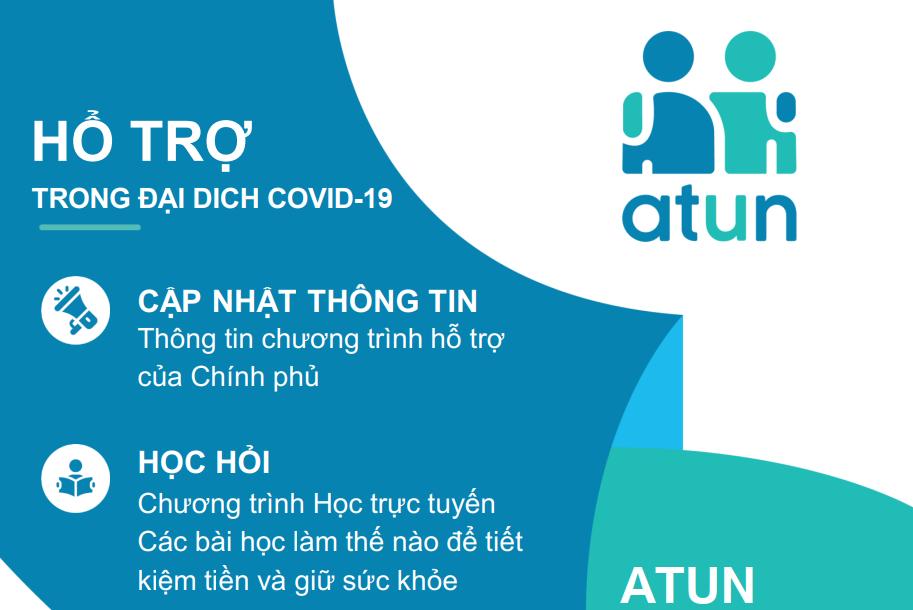 Ứng dụng ATUN - hỗ trợ doanh nghiệp dệt may trong Covid-19